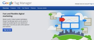 Google Tage manager basic lesson 1