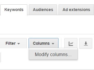 Quality Score column View or Enable in Google AdWords