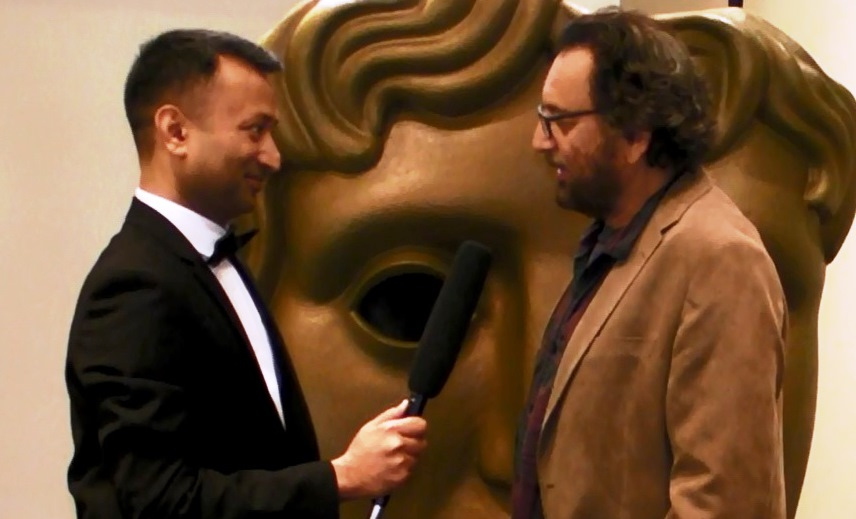 Shekhar Kapur Film Director Interview with Subodh Gupta in at BAFTA in London